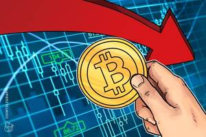 bitcoin dips below $3,400 as market volatility continues