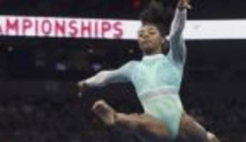 watch:  simone biles opens up about her whirlwind past year live on 'gma'