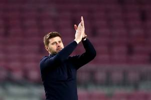 Pochettino press conference: Every word he said on the draw, Sissoko & a message to Daniel Levy