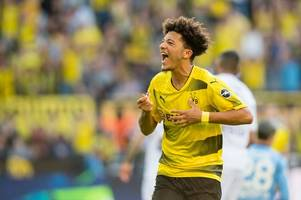 the eye-watering price tag placed on arsenal, chelsea and spurs transfer target jadon sancho