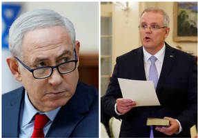 Australia reportedly set to recognize Jerusalem as Israel's capital