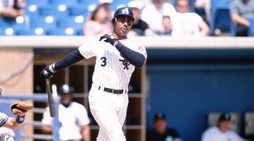 be nice to harold baines: he didn't create the absurd process that led to his election