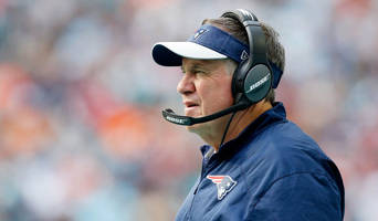 bill belichick takes blame for dolphins' epic game-winning td vs. patriots
