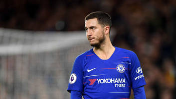 eden hazard reaffirms love for real madrid & provides update on chelsea future