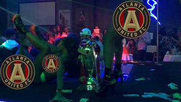 mls cup trophy ends up on stage at iconic atlanta strip club magic city