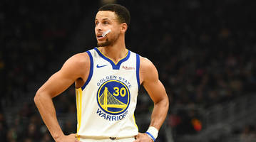 NASA Invites Steph Curry for Tour After He Says Moon Landing Didn't Happen