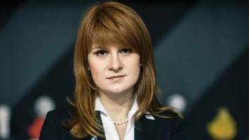 Maria Butina: Russian gun activist held in US conspiracy case