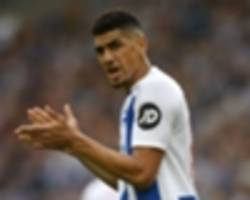 brighton's chris hughton counts on leon balogun's experience for chelsea clash