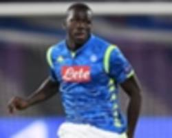 koulibaly challenges napoli to win europa league following champions league elimination