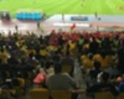overcrowding mars spectacle of aff final at bukit jalil