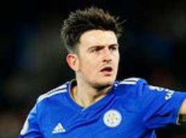 dimitar berbatov says manchester united should sign harry maguire