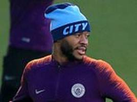 Manchester City forward Raheem Sterling named Premier League Player of the Month for November