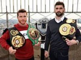 rocky fielding's journey from fighting in small halls to performing at the garden is almost complete