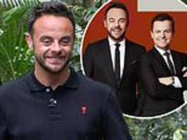 declan donnelly says britain's got talent will be 'back to normal' when ant mcpartlin returns