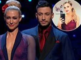 Strictly's Faye Tozer and Giovanni Pernice 'clash' ahead of final as tensions reach fever pitch