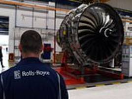 market report: engines are firing on all cylinders at rolls-royce