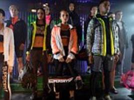 'worse than expected' superdry results send shares plummeting