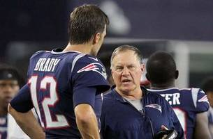 colin cowherd believes the absence of jimmy garoppolo saved brady and belichick's relationship