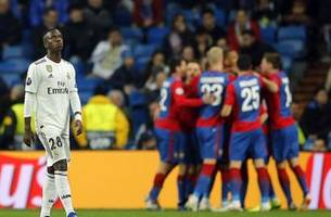 CSKA Moscow stuns Real Madrid 3-0 at Bernabeu