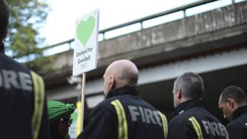 Grenfell Tower: Fire services had no high-rise evacuation plans