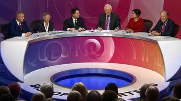 Question Time debate show for new BBC Scotland TV channel
