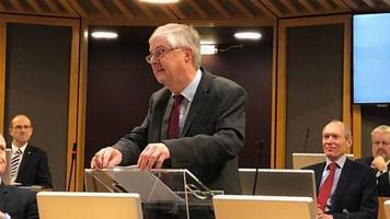 'things done better in the assembly' says mark drakeford