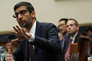 All the news from Google CEO Sundar Pichai's appearance before the House Judiciary Committee