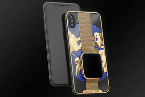 caviar's combined iphone xs / apple watch fever dream could be yours for $21,050