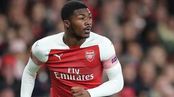 ainsley maitland-niles says he was racially abused as an arsenal youth player