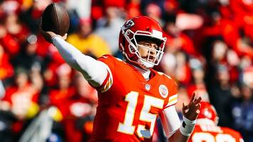 NFL This Week: Patrick Mahomes' no-look pass means 'all your rules go out the door'