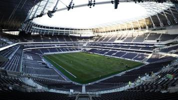 Tottenham stadium update: Spurs v Man Utd to be played at Wembley