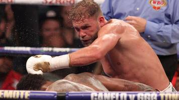 billy joe saunders: former world champion on warrington v frampton undercard
