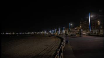 weymouth £200k seafront light system approved