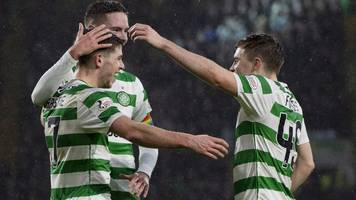 celtic at 'high level' for salzburg tie - rodgers