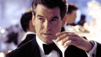 the man with the golden liver: james bond definitely has a drinking problem