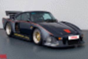 gone whaling: only street-legal porsche 935 ever built now for sale