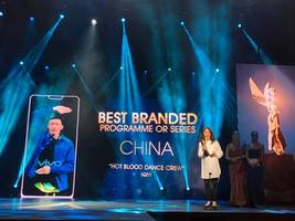 iqiyi original content picks up multiple honors at asian academy creative awards