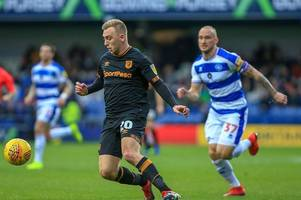 Fulham and Cardiff City linked with a move for Hull City talisman Jarrod Bowen