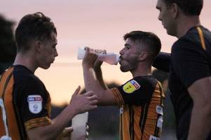 hull city rookie brandon fleming tipped to flourish if opportunity knocks again