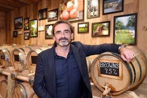 superdry founder julian dunkerton turns up the heat as profits plunge, shares plummet and fortune shrinks
