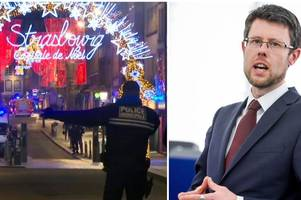 ex-leicester deputy mayor rory palmer's hotel put on lockdown after strasbourg christmas market shooting