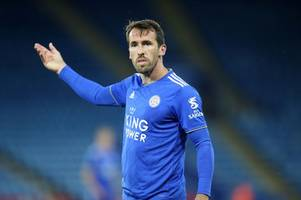 Christian Fuchs vows to fight for Leicester City place despite lack of Premier League football