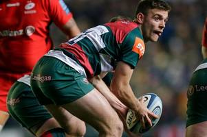 Leicester Tigers scrum-half Ben White proved how adaptable he is with late switch to the wing