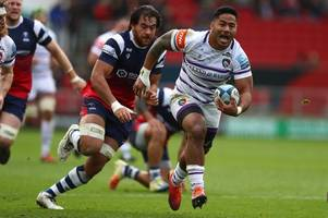 Manu Tuilagi's heart is in a Leicester Tigers shirt, says Geordan Murphy