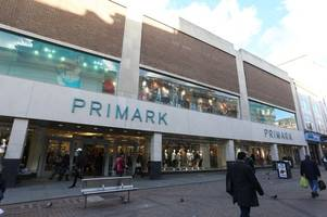 primark shoplifter threatened staff and urinated on the floor when he was detained