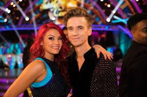 Strictly's Joe Sugg keeps his promise with huge hair transformation