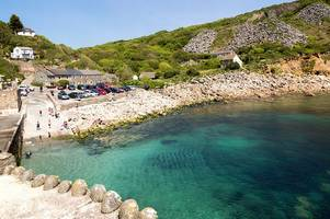 fears poldark beach lamorna cove could be turned into 'some sort of tacky theme park'