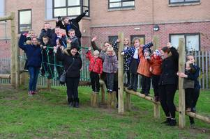 East Marsh kids have a playground again thanks to fundraising Mums