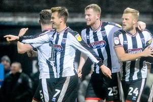 grimsby town looking to make home advantage count ahead of league two's busy christmas period