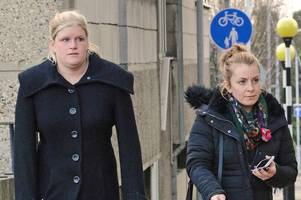 two lincolnshire women identified in court for battering security guard on night out with friends